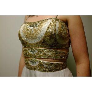 Sherri Hill Cutout Evening Gown Goregous!